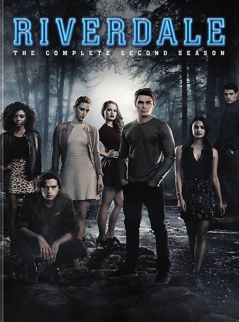 riverdale  complete  season dvd review