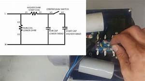 Crompton Motor Wiring Help