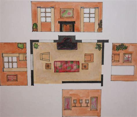 image result  living room floor plan  elevation