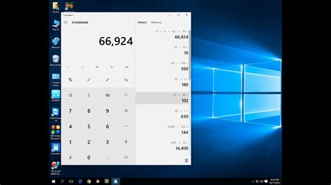 calculator keyboard shortcut key  windows pc calculate