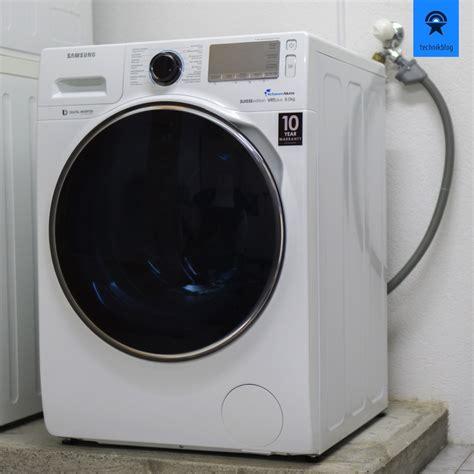 Waschmaschine Mit Großer Trommel by Samsung Waschmaschine Ausprobiert Waschen Mit Stil