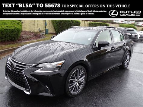 Lexus Gs 2019 by New 2019 Lexus Gs Gs 350 4dr Car In Union City A017234