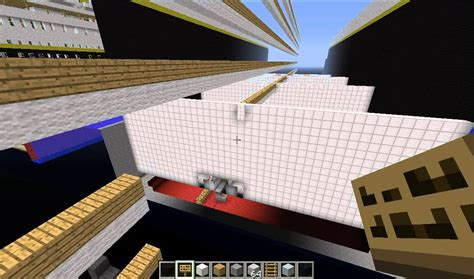 titanic deck plans discovery minecraft titanic update 3