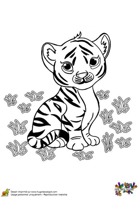 cuisine faire un roux coloriage bebe tigre sur hugolescargot com hugolescargot com