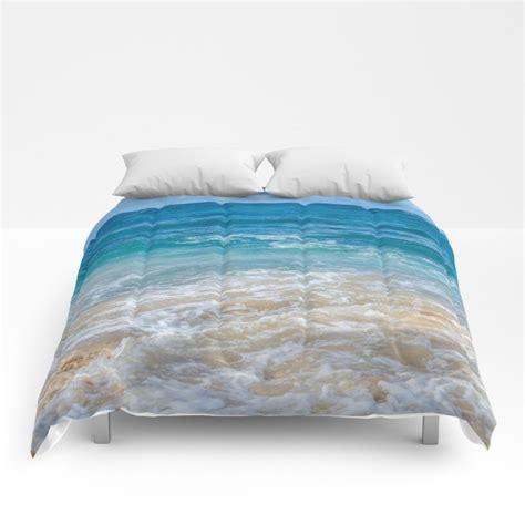 deep ocean comforter sea bedding beach coastal style full king queen sizes beachlovedecorcom