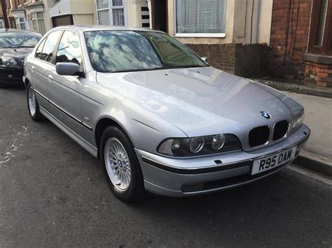 This E39 Bmw 5 Series Is Oddly Cheap