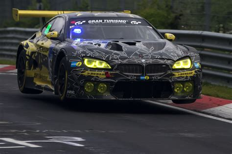 Bmw On Pole For The 24 Hours Of Nurburgring And How To