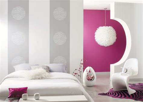 couleur tapisserie chambre papier peint pour chambre inspirations avec chambre