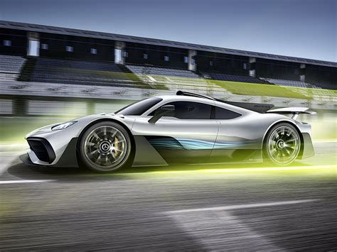 mercedes amg project   plugin hybrid supercar