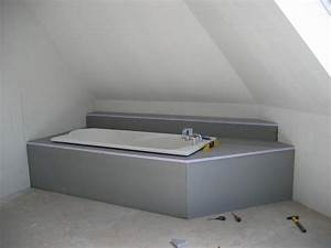 Baignoire à Poser : habillage baignoire d 39 angle 5 messages ~ Melissatoandfro.com Idées de Décoration