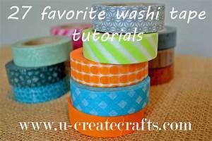 Washi Tape Crafts Pinterest