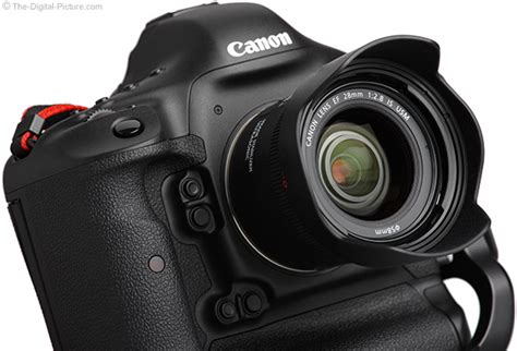 and rear cap canon canon ef 28mm f 2 8 is lens review