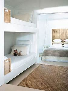 Built In Bunk Beds Beach House WoodWorking Projects & Plans