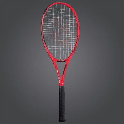 yonex vcore series  talk tennis