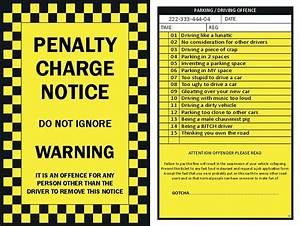 fake parking ticket printable free download the best With free fake parking ticket template