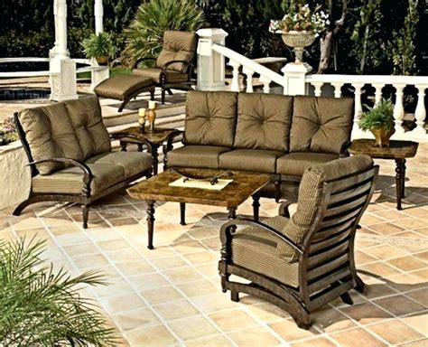 Where To Get Patio Furniture by How To Get Clearance Patio Furniture Sets Decorifusta