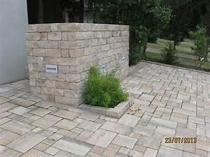 Ton In Ton : ton in ton farbwelten terrassenplatten pflastersteine gartenmauer stufen ~ Orissabook.com Haus und Dekorationen