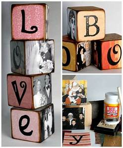 diy home project cute letter blocks find fun art With home letter blocks