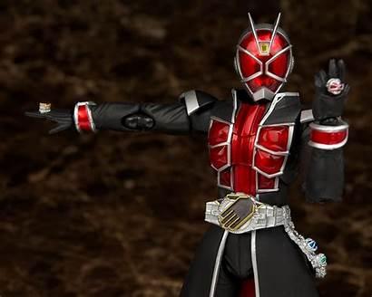 Wizard Rider Kamen Flame Shf Figuarts Den
