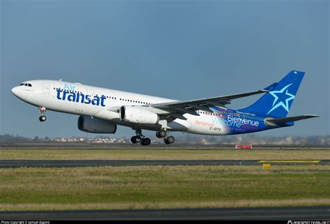 c gits air transat airbus a330 243 photo by samuel dupont id 346363 planespotters net