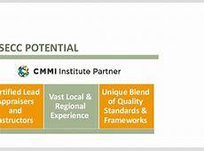 CMMI services presentation SECC