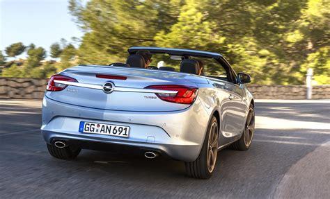 Opel Cascada by 2014 Opel Cascada Turbo Eu Price 29 490