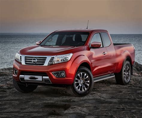 2018 Nissan Frontier Redesign Release Date With 2018