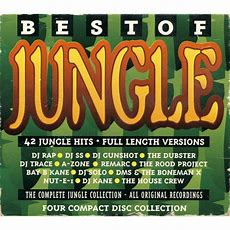 Various  Best Of Jungle (cd) At Discogs