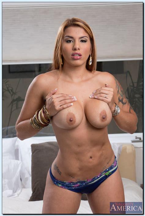 Sassy Latina Babe Anita Toro Uncovering Her Gorgeous Curves