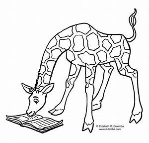 coloring pages for kids giraffe coloring pages for kids With as you can see from the pictures above the quotbigbaddodgequot is powered by