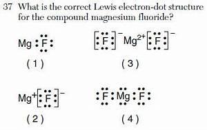 Electron Dot Diagram Of Fluorine : regents chemistry exam explanations january 2004 ~ A.2002-acura-tl-radio.info Haus und Dekorationen