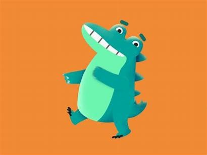 Abc Croc Character San