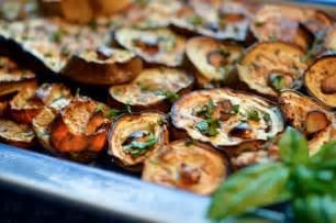 Oven Roasted Eggplant Recipe