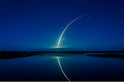 4k Spacex Rocket Falcon Wallpapers Canaveral Cape