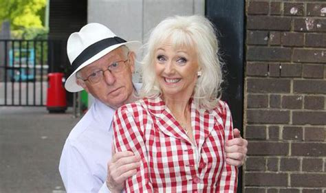 magician paul daniels and wife debbie mcgee 39 to enter