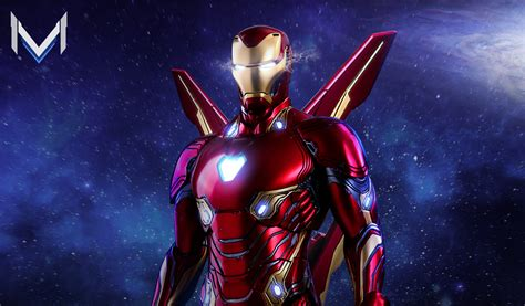 3840x2400 Iron Man Avengers Infinity War Suit Artwork 4k