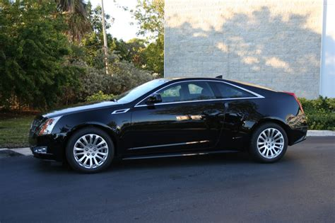 review the 2011 cadillac cts coupe gm authority
