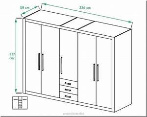 Schrank 2 Meter : schlafzimmer royal mit 3 meter kleiderschrank ~ Indierocktalk.com Haus und Dekorationen