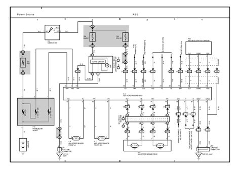 2003 Toyotum Tundra Stereo Wiring Diagram by Repair Guides Overall Electrical Wiring Diagram 2004