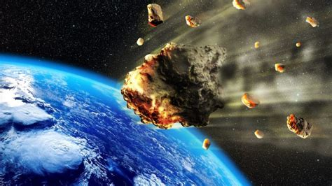 3 Times More Asteroids Are Hitting Earth Than In The Age