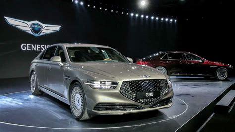 2019 Genesis G90 by 2019 Hyundai Genesis G90 Luxury Sedan Unveiled
