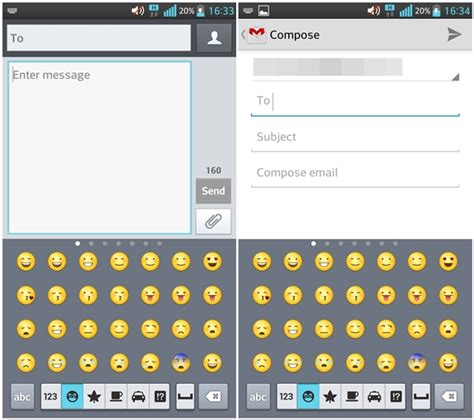 text emoticons for android lg optimus g pro supersized android hardwarezone ph