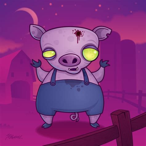 Pentagon Plans Zombie Pig Project: Night of the Living Swine?