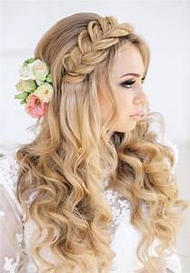Coiffure Femme Pour Mariage : coiffure mariage cheveux courts et longs ~ Dode.kayakingforconservation.com Idées de Décoration
