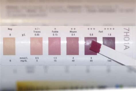 measuring ketosis  ketone test strips   accurate