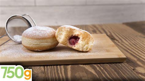recette des beignets fourr 233 s 750 grammes doovi