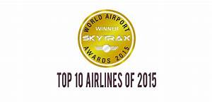 Sytrax 2015 Top 10 Airlines in the World | Cabin Crew ...
