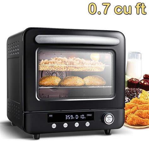 fryer oven air microwave xl feature amazon accessories fry recipes recipe toaster combo dehydrate wolfgang puck pizza 21qt programmable qt