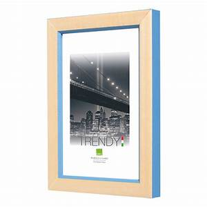 Bilderrahmen 50 X 40 : bilderrahmen 6440 blau 40 x 50 cm holz bauhaus ~ Yasmunasinghe.com Haus und Dekorationen