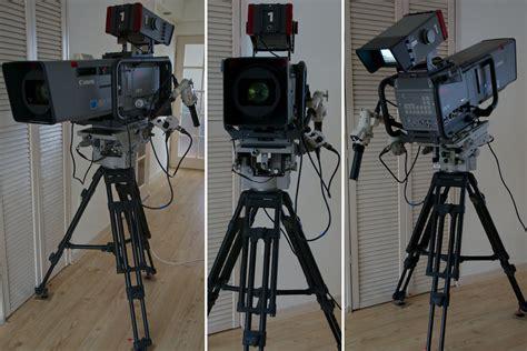 derrannl television studio camera update